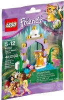 LEGO Friends Tiger's Beautiful Temple 41042